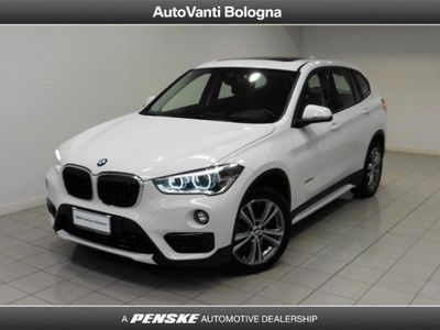 used BMW X1 (F48) xDrive25d Sport