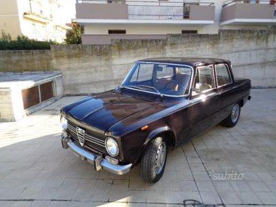 used Alfa Romeo Giulia 1300 Super - Anni 70