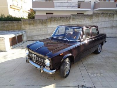 usado Alfa Romeo Giulia 1300 Super - Anni 70