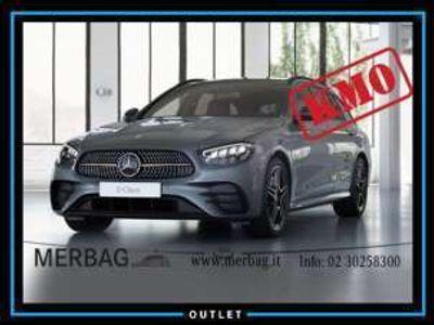 usata Mercedes E300 Classe E (W/S212)S.W. Auto EQ-Power Premium >Outlet<