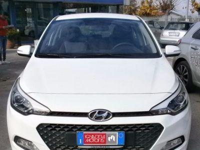 brugt Hyundai i20 1.2 84cv COMFORT + LOGIN GPL
