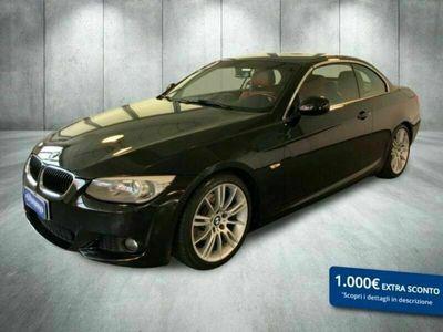 usata BMW 320 Cabriolet Serie 3 320 d Msport 184cv