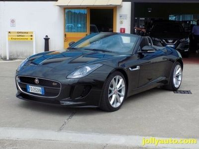 used Jaguar F-Type 3.0 V6 Automatica Convertibile S