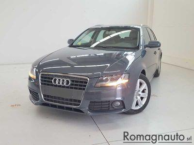 usata Audi A4 Avant 2.7 V6 TDI F.A.P. Multitronic Ambiente - Tag