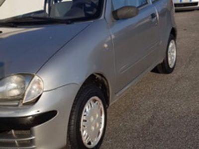 usata Fiat Seicento anno 2003 1.1 benz km 110.000