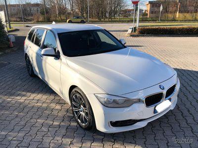 usata BMW 316 D Serie 3 Touring Business Aut