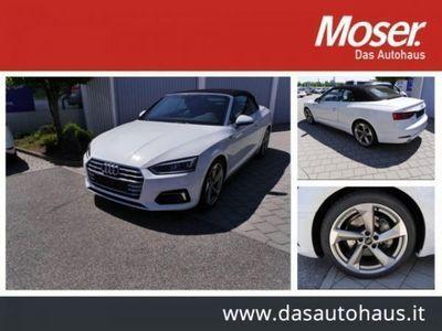 brugt Audi Cabriolet Cabrio 2.0 TFSI SPORT