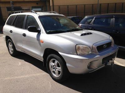 brugt Hyundai Santa Fe 2.0 CRDi 4WD GL