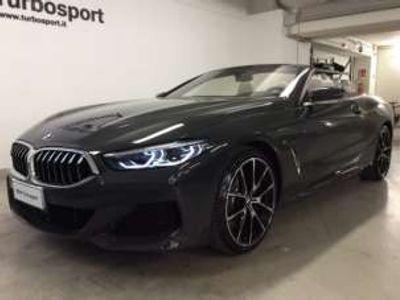 usata BMW 840 d xDrive Cabrio Diesel