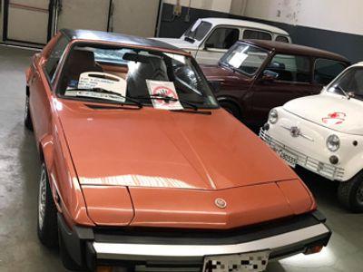 usata Fiat X 1/9 five speed America anni 80 -iscritta asi