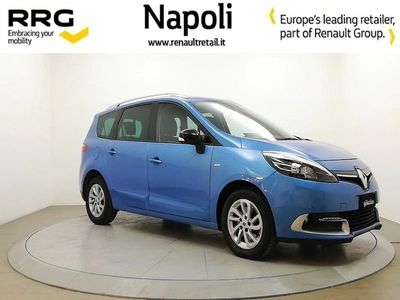 usata Renault Scénic 1.5 dCi 110CV Start&Stop Limited