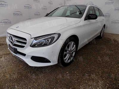 usata Mercedes 250 classe c (w/s205)bluetec s.w. automatic sport diesel