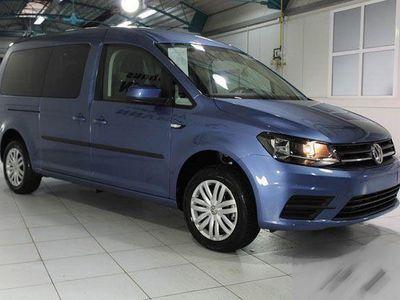 usado VW Caddy Maxi Trendline 7-sitzer