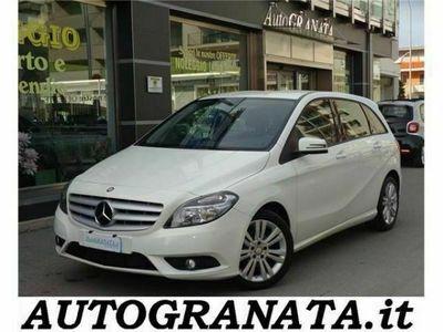 usata Mercedes B180 CDI EXECUTIVE + RETROCAMERA