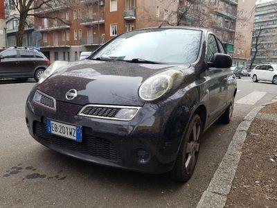 usata Nissan Micra 1.2 16V 5 porte GPL Eco n-tec