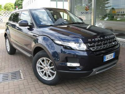 käytetty Land Rover Range Rover evoque 2.2 TD4 5p. Pure