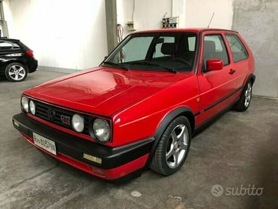 usata VW Golf Golf 1800 16V 3 porte GTI