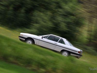 usata Lancia Gamma coupe 2000 tagliandata
