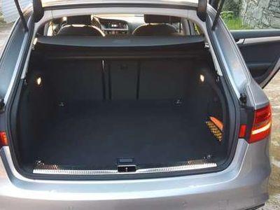 usata Audi A4 Avant 2.0 TDI 190 CV clean diesel