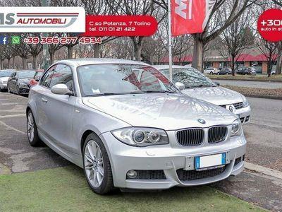 usata BMW 120 Coupé Serie 1 d MSport Unicoproprietario