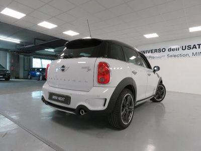 usata Mini Cooper SD Countryman ALL4 Auto EURO 6