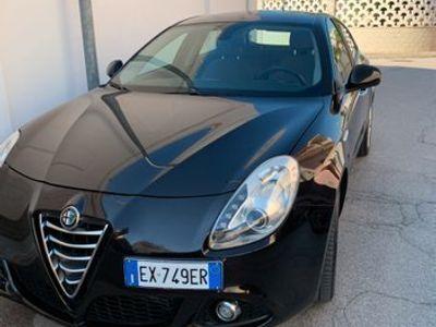 usata Alfa Romeo Giulietta 1.6 105cv anno 2014