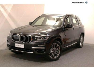 usata BMW X3 xDrive 20d Luxury