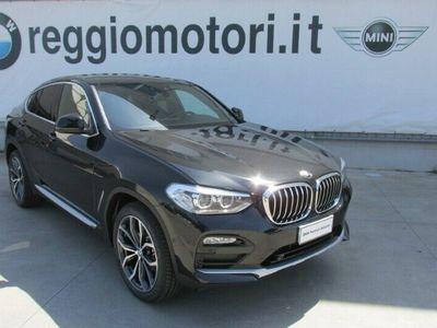 usata BMW X4 xDrive20i Xline nuova a Reggio nell'Emilia