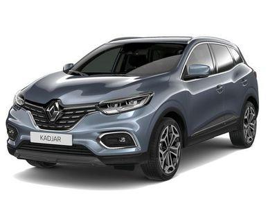 brugt Renault Kadjar SPORT EDITION2 Blue dCi 115