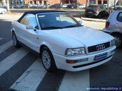 usata Audi Cabriolet Cabrio 2.0 E cat Torino