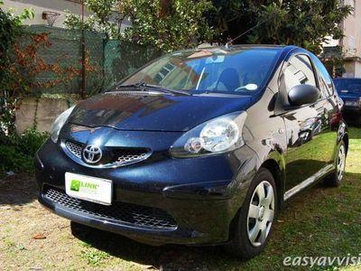 usata Toyota Aygo 12v vvt-i 3 porte benzina due volumi nero