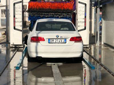 usado BMW 320 d 177cv 2008 coupe' bianca