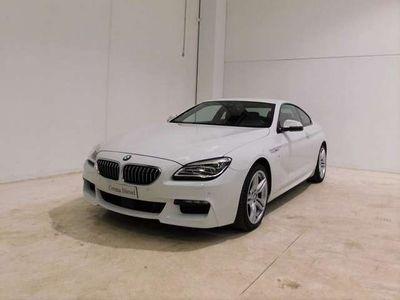 usata BMW 640 Coupè d xDrive Coupé Luxury