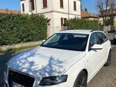usata Audi A4 Avant 2.0 TDI 143CV F.AP. multitronic