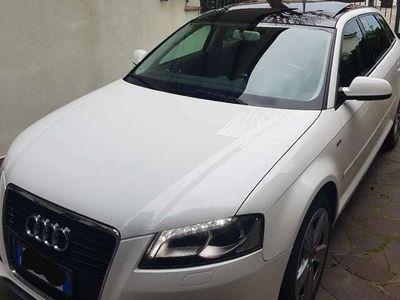usata Audi A3 SPB 1.6 TDI 105 CV CR S tronic Attrac S LINE