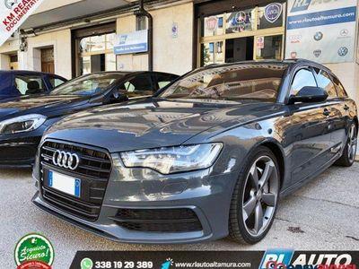 usata Audi A6 Avant 3.0 TDI 313CV quattro tiptronic S-LINE Plus