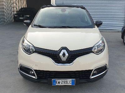 usado Renault Captur 1.5 dci navi 2014