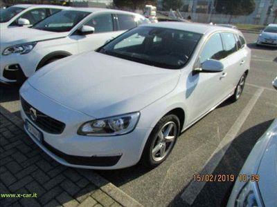 brugt Volvo V60 2.0 D2 120CV BUSINESS GEARTRONIC NAVI