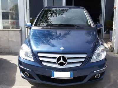 brugt Mercedes B180 NGT BlueEFFICIENCY METANO
