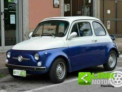usata Fiat 500 Abarth 110f restaurata
