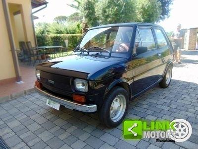 usata Fiat 126 IMMATRICOLATA NEL 1973, COMPLETAMENTE RESTAURATA