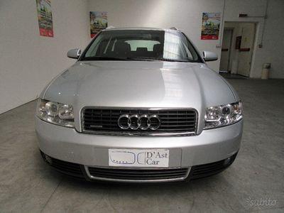 gebraucht Audi A4 2.5 V6 TDI/180 CV cat Avant quattro rif. 10829180