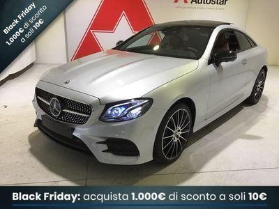 usata Mercedes E220 Classe E4Matic Premium Plus
