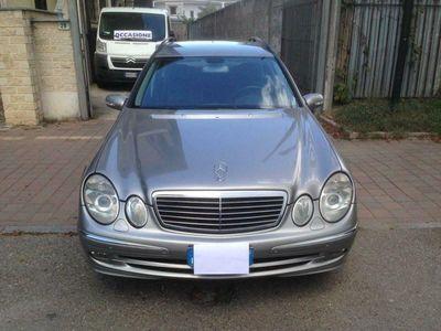 usata Mercedes E280 Classe ECDI S.W. EVO Avantgarde AUTOMATICA