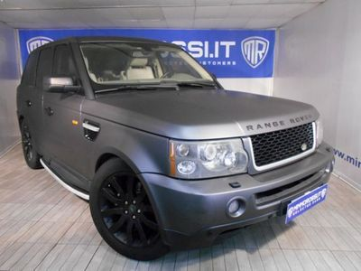 usado Land Rover Range Rover Sport 2.7 TDV6 HSE automatica full optionals
