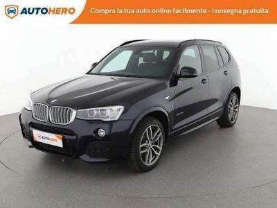 usata BMW X3 xDrive30dA Msport - CONSEGNA A CASA GRATIS
