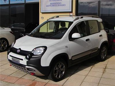 usata Fiat Panda Cross 4X4 1.3 MJT 95 CV S&S Garanzia 05/18