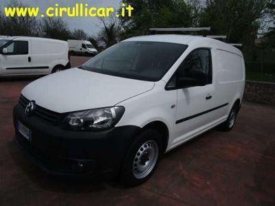 usata VW Caddy 2.0 Ecofuel Van Maxi