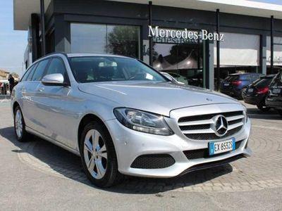 usata Mercedes C220 SW d (BT) Executive auto rif. 11022160