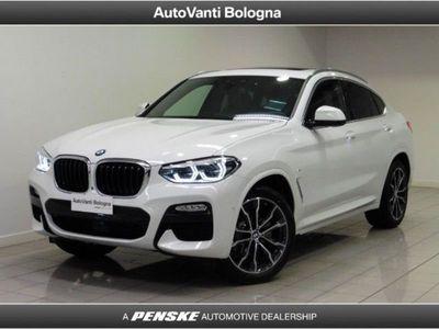 usata BMW X4 (G02/F98) xDrive20d Msport